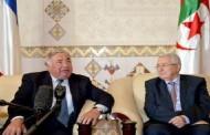 بن صالح ونظيره الفرنسي يستعرضان المستوى