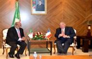 تعاون: مساهل ولارشي يؤكدان جودة العلاقات الجزائرية-الفرنسية