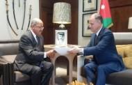 مساهل يسلم رسالة من الرئيس بوتفليقة الى العاهل الأردني الملك عبدالله الثاني