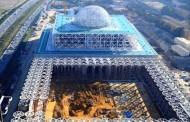 جامع الجزائر الأعظم : تسليم المشروع كاملا سيكون قبل نهاية 2019
