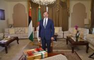 رسالة وداع سفير الجزائر بأبوظبي صالح عطية