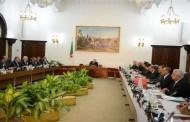 مجلس الوزراء : المصادقة على مشروع قانون عضوي متعلق بقوانين المالية