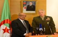 أفريكوم ترغب في استكشاف النشاطات المستقبلية للتعاون في المجال الأمني مع الجزائر