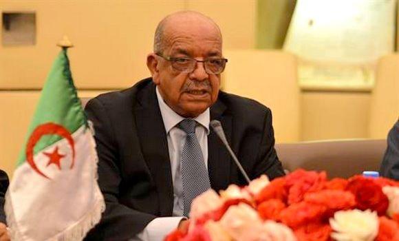 مساهل يترأس غدا الاثنين الاجتماع الوزاري الثلاثي حول ليبيا