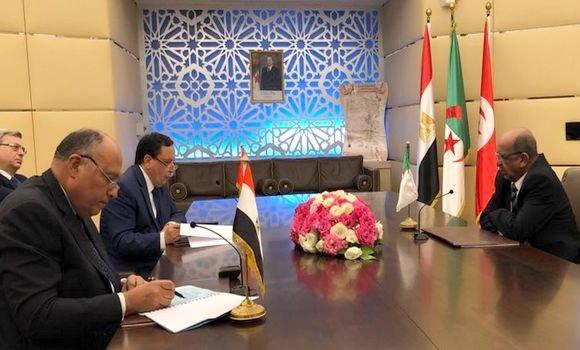 اجتماع حول ليبيا: أهمية تنفيد خطة العمل الأممية لحل الأزمة