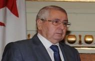 الرئيس بوتفليقة يعين السيد بن صالح لتمثيله في القمة الاسلامية الاستثنائية حول فلسطين