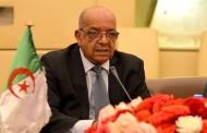 مقابلة وزير الشؤون الخارجية السيّد عبد القادر مساهل مع ووكالة الأنباء الصينية شينخوا