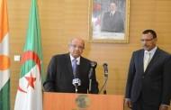 مساهل يتحادث مع وزير الداخلية النيجيري حول تحديات منطقة الساحل