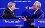 الاجتماع رفيع المستوى بين الجزائر-البرتغال: