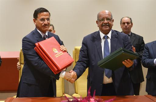 الجزائر/إمارات: الدورة ال14 للجنة المشتركة أعطت نفسا جديدا للتعاون الثنائي