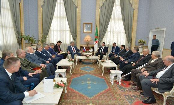 الجزائر-روسيا: سبل تعزيز التعاون الثنائي بين البلدين