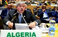 الجزائر تدعو إلى منظمة قارية