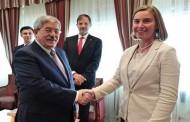 أويحيى يستقبل الممثلة السامية للاتحاد الأوروبي المكلفة بالشؤون الخارجية والسياسة الأمنية