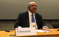 مساهل : الجزائر تساهم كثيرا في استقرار المنطقة و العالم