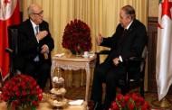 الرئيس بوتفليقة يؤكد لنظيره التونسي تمسك الجزائر ببناء اتحاد المغرب العربي