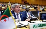 أويحيى يعرض تقرير الرئيس بوتفليقة حول مكافحة الارهاب و التطرف العنيف