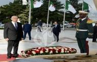 ذكرى أول نوفمبر 1954: رئيس الدولة يترحم على أرواح شهداء حرب التحرير الوطنية