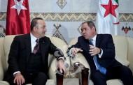 وزير الخارجية التركي يحل بالجزائر في زيارة تدوم يومين