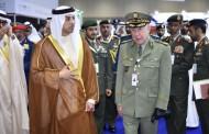 نشاطات عديدة للواء شنقريحة خلال زيارته للإمارات العربية المتحدة