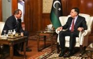 الأزمة الليبية : صبري بوقدوم يستقبل من طرف فايز السراج بطرابلس