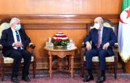 مراجعة الدستور: الرئيس تبون يستقبل وفدا عن لجنة الخبراء برئاسة الاستاذ لعرابة