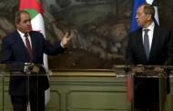 بوقادوم: الجزائر تعمل من أجل تجنب أي تصعيد عسكري في ليبيا