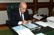 الاستفتاء على مشروع مراجعة الدستور: الرئيس تبون يستدعي الهيئة الناخبة ليوم 1 نوفمبر المقبل