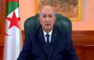 رئيس الجمهورية يهنئ الشعب الجزائري بحلول شهر رمضان المعظم
