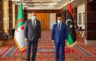رئيس حكومة الوحدة الوطنية الليبية يستقبل الوزيرين بوقدوم وبلجود