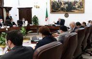 اجتماع مجلس الوزراء: المصادقة على عدد من مشاريع الأوامر والعروض المتعلقة بعدة قطاعات