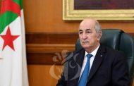 الرئيس تبون يتلقى مكالمة هاتفية من رئيس مجلس الوزراء الإيطالي