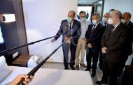 كوفيد-19: الوزير الأول يشرف على تخصيص أول هيكل تدعيمي لفك الضغط على المستشفيات