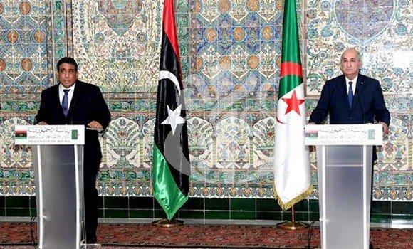 الجزائر على إستعداد لدعم الشقيقة ليبيا في حلحلة بعض المشاكل المطروحة