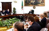 مجلس الوزراء يدرس عددا من العروض تتعلق بعدة قطاعات