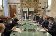 لعمامرة: توافق الرؤى بين الجزائر وايطاليا بشأن الملفات الافريقية والاورومتوسطية