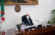 الرئيس تبون يترأس يوم الأحد اجتماعا لمجلس الوزراء