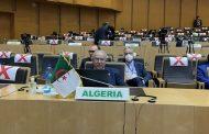 لعمامرة يؤكد من أديس أبابا التزام الجزائر بالحفاظ على وحدة الصف الافريقي